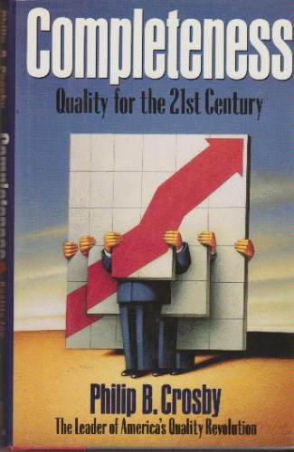 9780525934752: Completeness: Quality for the 21st Century