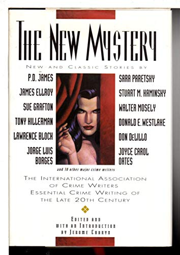 The New Mystery: The International Association of: Jerome Charyn