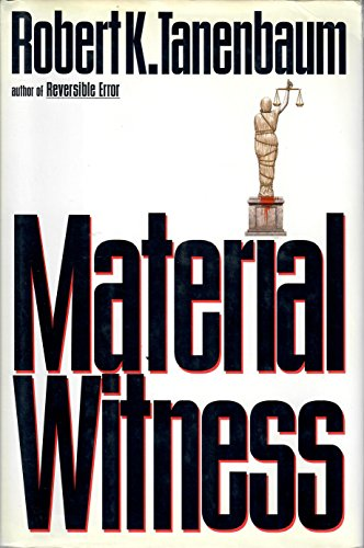 9780525935797: Material Witness