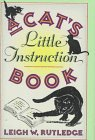 9780525935834: A Cat's Little Instruction Book