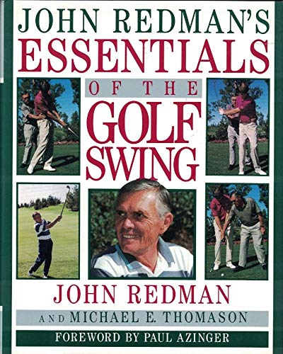 9780525936039: John Redman's Essentials of the Golf Swing