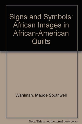 9780525936886 Signs And Symbols African Images In African American