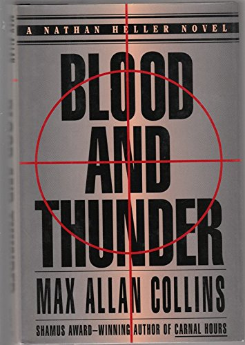 9780525937593: Blood and Thunder (The Memoirs of Nathan Heller)