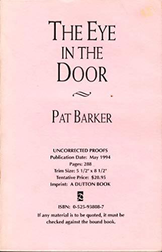 9780525938088: The Eye in the Door