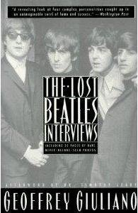 The Lost Beatles Interviews: Geoffrey Giuliano