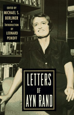 9780525939467: Letters of Ayn Rand