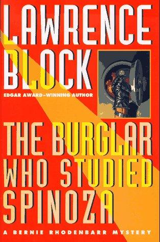 9780525941804: The Burglar Who Studied Spinoza (Bernie Rhodenbarr Mystery)