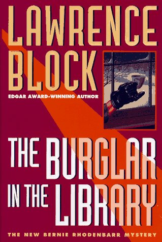 9780525943013: The Burglar in the Library