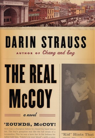 The Real McCoy (Signed First Edition): Darin Strauss