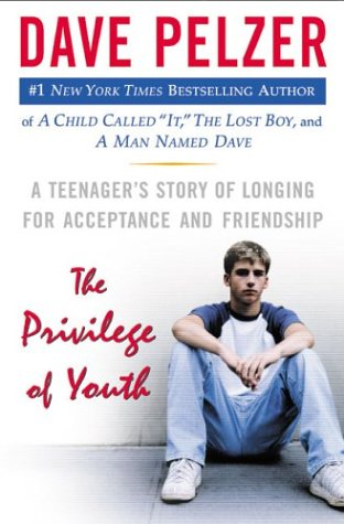 9780525947691: The Privilege of Youth: A Teenager's Story of Longing for Acceptance and Friendship