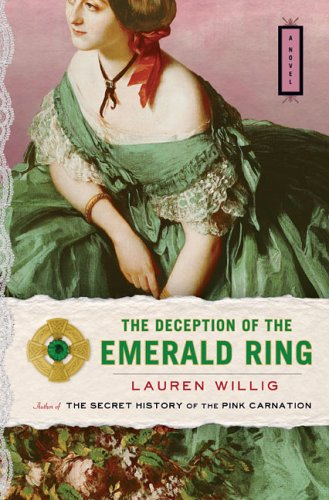 9780525949770: The Deception of the Emerald Ring