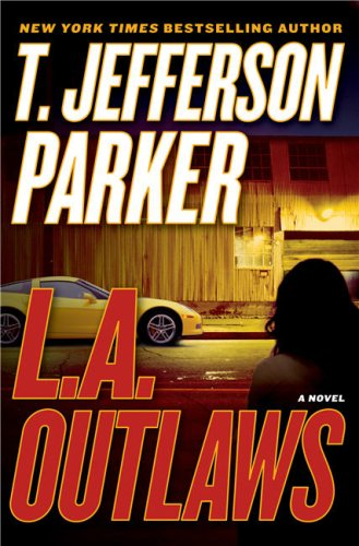 L. A. OUTLAWS (SIGNED): Parker, T. Jefferson