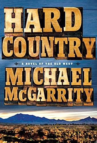 Hard Country: *Signed*: McGarrity, Michael