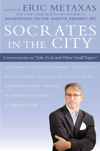 "9780525952558: Socrates in the City: Conversations on ""Life, God, and Other Small Topics"""