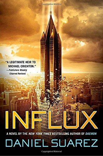 9780525953180: Influx