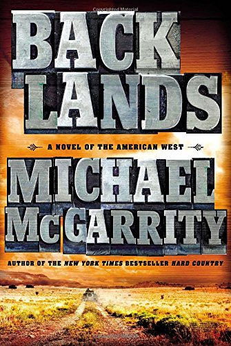 Back Lands - A Novel of the American West