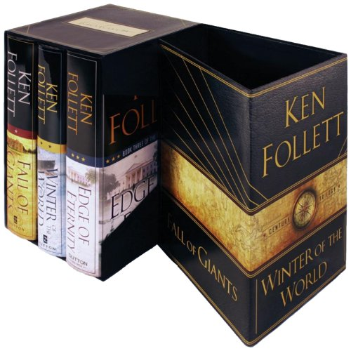 9780525954880: The Century Trilogy Hardcover Boxed Set: Fall of Giants; Winter of the World; Edge of Eternity