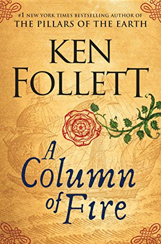 A Column of Fire (Hardback)