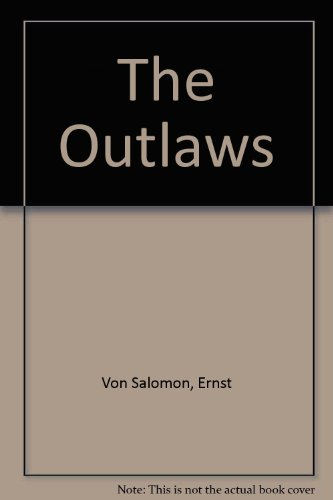 9780527412029: The Outlaws