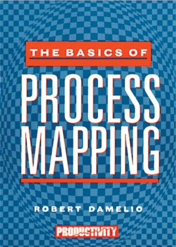 9780527763169: The Basics of Process Mapping