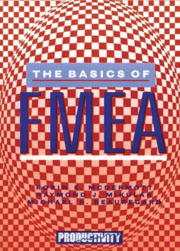 9780527763206: The Basics of FMEA