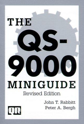 9780527763237: The Qs-9000 Miniguide