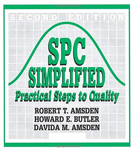 9780527763404: SPC Simplified: Practical Steps to Quality
