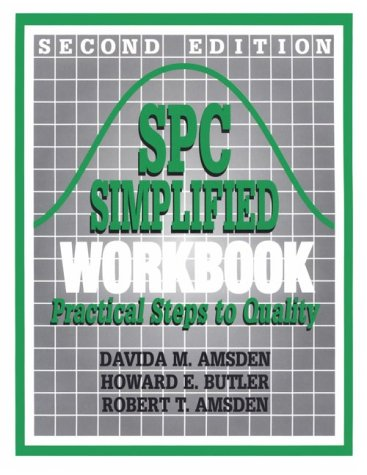 9780527763411: SPC Simplified Workbook: Practical Steps To Quality (Second Edition) (Productivity's Shopfloor)