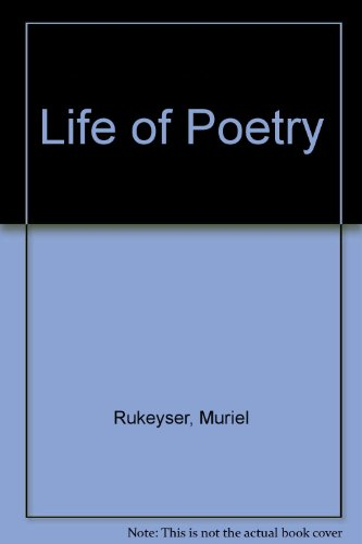 9780527778002: Life of Poetry