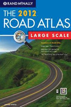 9780528003431: Rand McNally Large Scale Road Atlas (Rand Mcnally Large Scale Road Atlas USA)