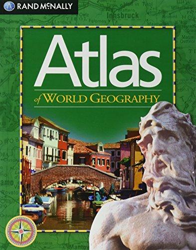 9780528004827: Atlas of World Geography