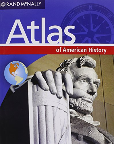 9780528004872: Atlas of American History