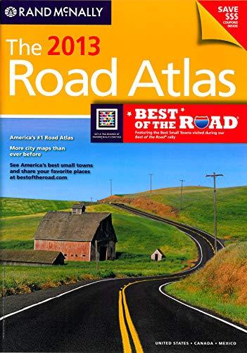 9780528006227: The 2013 Road Atlas (Rand McNally Road Atlas: United States/Canada/Mexico)