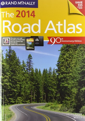 9780528007675: Rand McNally 2014 Road Atlas: United States, Canada, Mexico (Rand Mcnally Road Atlas: United States, Canada, Mexico)