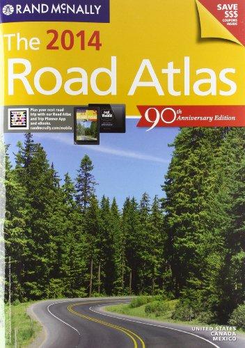 9780528007675: Rand McNally 2014 Road Atlas: United States, Canada, Mexico