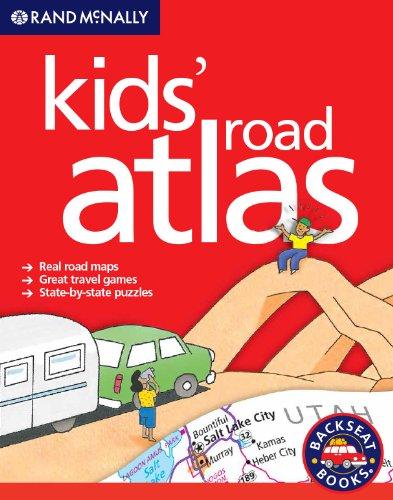 Rand McNally Kids' Road Atlas: Kristy McGowan; Karen Richards