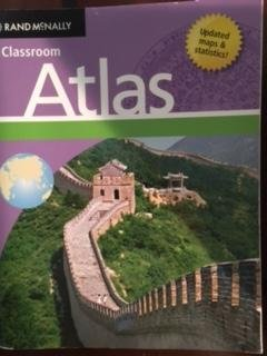 9780528010255: Rand McNally Classroom Atlas