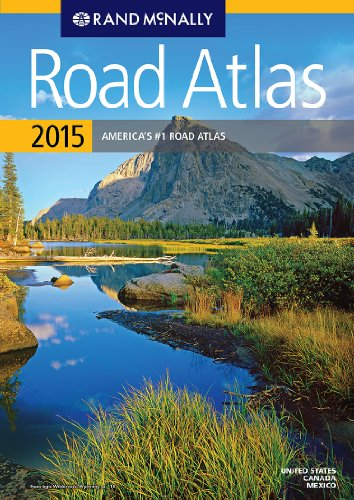 9780528011436: 2015 Road Atlas (Rand Mcnally Road Atlas: United States, Canada, Mexico)