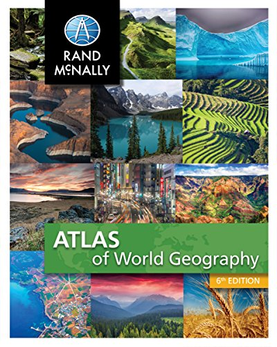 9780528017896: Rand McNally Atlas of World Geography