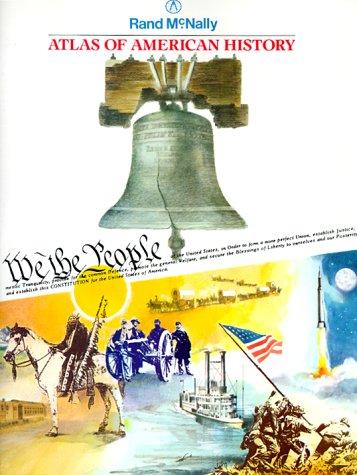 9780528177156: Atlas of American History