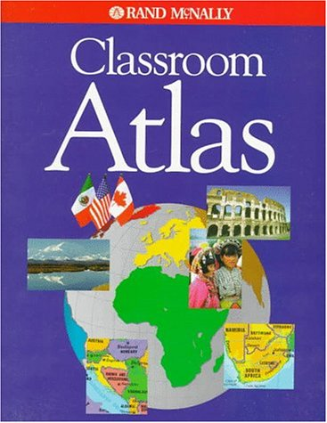 9780528177293: Rand Mcnally Classroom Atlas