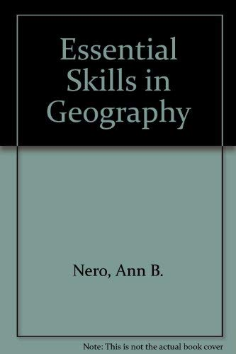 9780528179181: Essential Skills in Geography