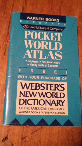 Rand McNally pocket world atlas: Rand McNally and