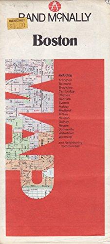 9780528271069: Boston City Map (25)