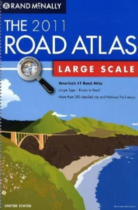 9780528355349: Rand McNally The Road Atlas Large Scale 2011