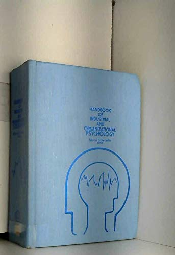 9780528629129: Handbook of Industrial and Organizational Psychology
