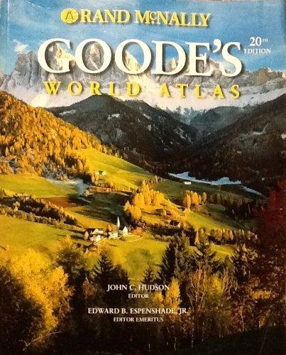 9780528640001: Goode's World Atlas