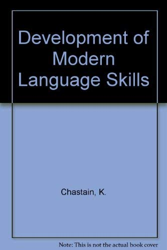9780528640636: Development of Modern Language Skills