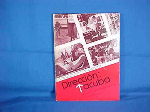 9780528641725: Dirección, Tacuba: An introductory cultural/conversational reader (Spanish Edition)