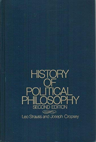 9780528656026: History of Political Philosophy